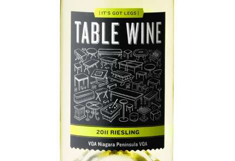 Table Wine Packaging