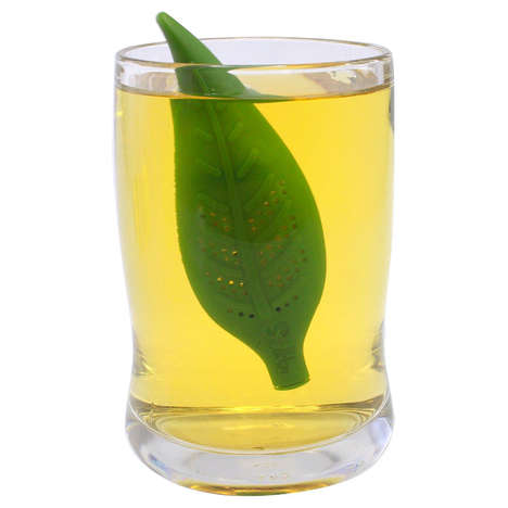 Camellia Leaf Floating Tea Infuser