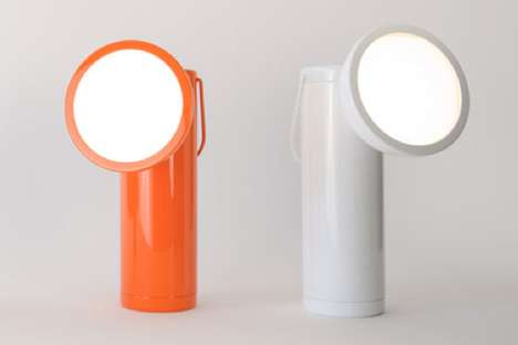 M Lamp by David Irwin