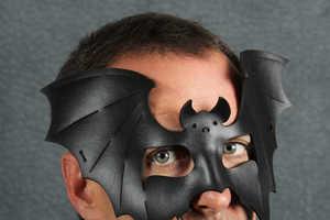 Tom Banwell Designs Chic Halloween Steampunk Masks