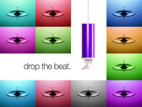 Drop the Beat speaker
