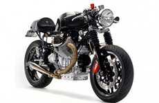 Luxury Minimalist Motorbikes