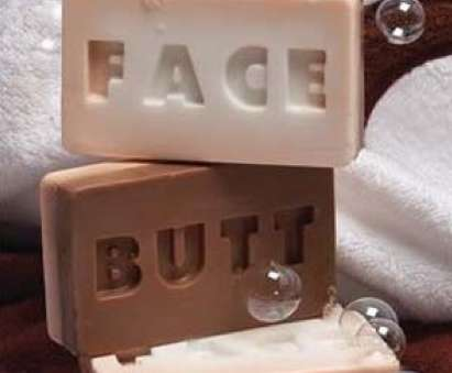 Face and Butt Soaps 