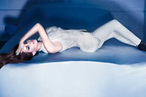 Lana Del Rey for H&M Ads Showcase the Starlet's Vintage Glamour