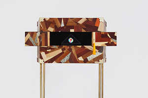 The Studio Swine Prism Cabinet Contains an Art Installation