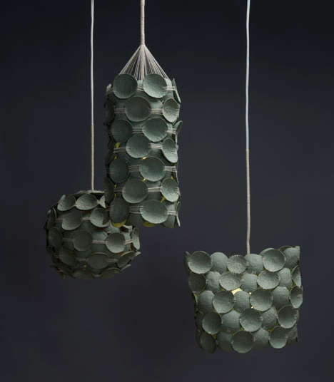 Recycled Pendant Lamps