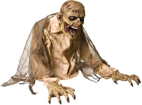 Halloween Zombie prop