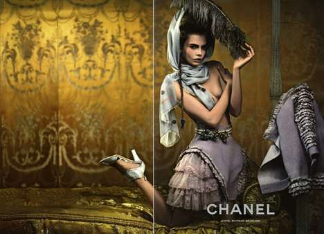 Chanel Resort 2013 campaign