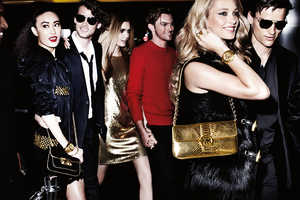 The Michael Kors Holiday 2012 Ads Were Photographed by Mario Testino