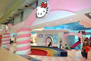 Taiwan Airport Dedicates an Entire Gate to Create a Hello Kitty Dreamland