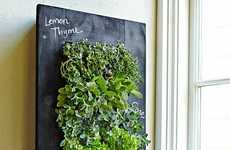 Blackboard Herb Gardens