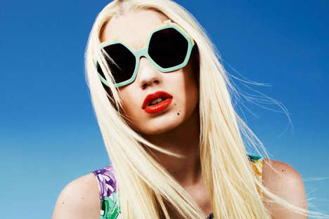 House of Holland 2012 Eyewear