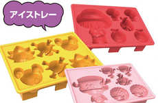 Manga-Inspired Ice Cubes - One Piece Ice Trays Keep Your Drinks Chilled and Awesome at the Same Time
