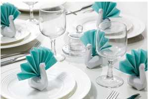 The Swan Napkin Holders Add Sophistication to Your Table Settings