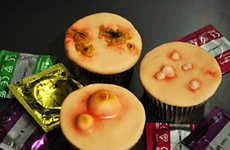 Disturbingly Diseased Cupcakes