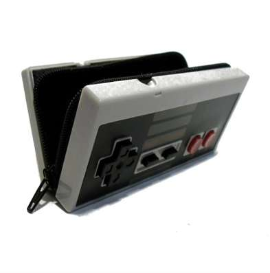 Game Controller Zipper Purse