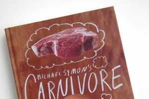 Food Network Chef Creates Michael Symon's Carnivore Cookbook
