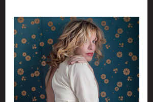 The Courtney Love Contributor Magazine Feature Displays Her Collection