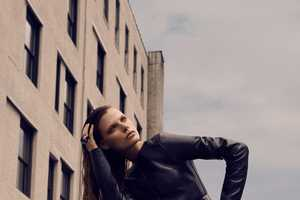 The Fashion Magazine 'Skin Test' Editorial is Toughly Chic