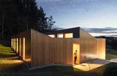 Minimalist Paneling Homes