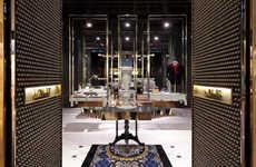 Luxe Artist-Inspired Interiors