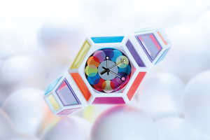 Swatch and Fred Butler Team Up to Debut the 777 Watch