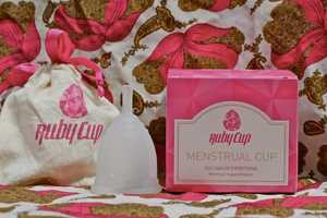 The Ruby Cup is a Sustainable Personal Product for Women