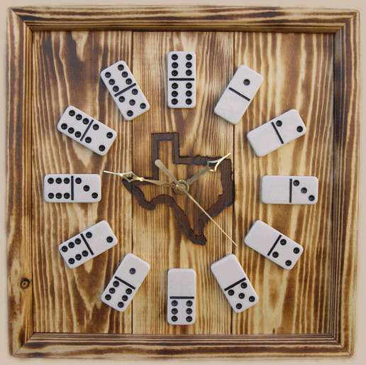 Upcycled Game Clocks