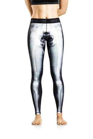 Anatomical Running Tights