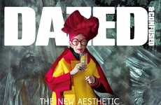 Elderly Vanguard Videos (UPDATE) - The Dazed & Confused Novemeber 2012 Issue Features Iris Apfel