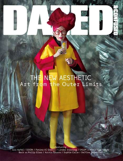 Dazed & Confused Novemeber 2012