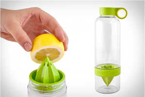 The Citrus Zinger Adds Flavor to Your Workout