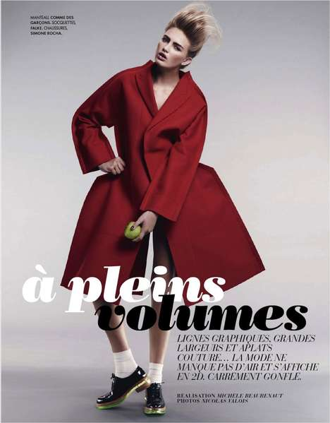 Elle France November 2012