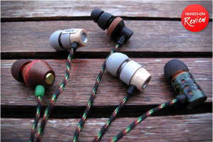 Blast Your Heaviest Bass with the House of Marley In-Ear Headphones