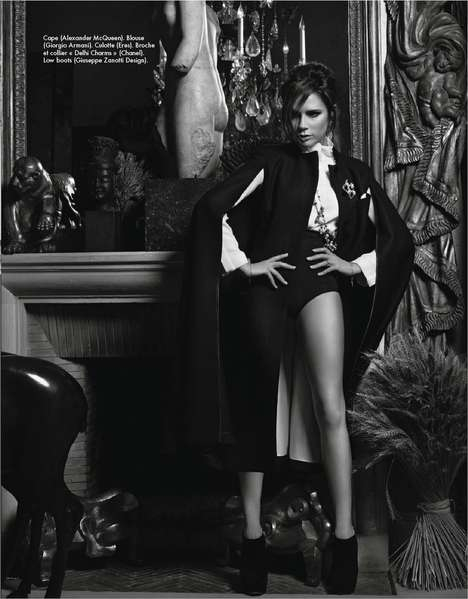 Victoria Beckham for Elle France