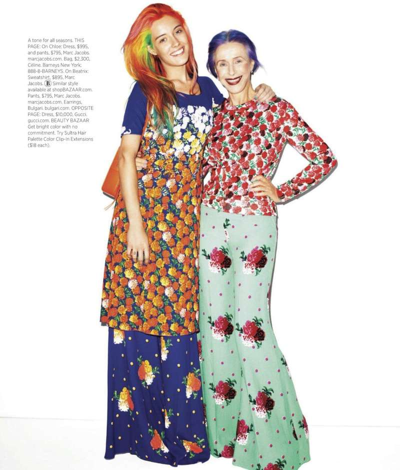 Clashing Chromatic Editorials