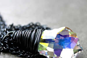 Glitz Glitter Makes Handmade Crystal Necklaces and Earrings