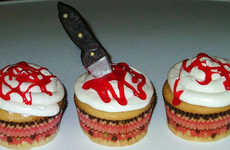 Sweet Serial Killer Cupcakes