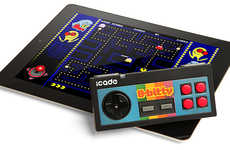 The iCade 8-Bitty Game Controller Takes You Back to 1985