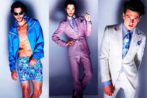 The Tom Ford 2013 Spring/Summer Line is Inspired by 50s Hollywood