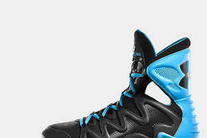 The Under Armour Charge Basketball Shoes Protect You on the Court