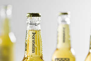 Porsteinn Beer Uses 10 Different Graphics for New Brand