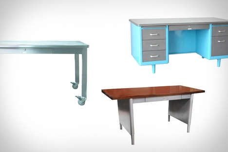 Twenty Gauge Desks