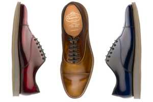 The Church's 2013 Spring/Summer Footwear Collection is Gentlemanly