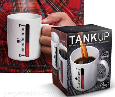 tank up coffee mug