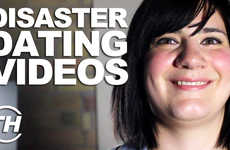 Disaster Dating Videos - Trend Hunter Robyn Currie Showcases Not-So-Suave Suitor Reels