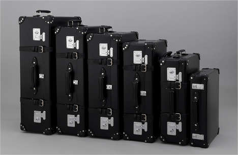 Action Film Luggage - The Globe-Trotter 'James Bond Collection' is Modeled After the Movie