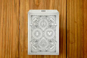 The Pedale Playing Cards Contain Beautiful Illustrations