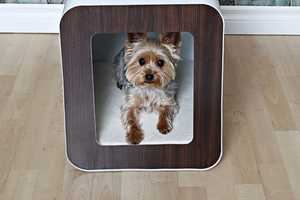 30 Divine Dog Houses - From Chic Cubic Puppy Coops to Contemporary Canine Homes