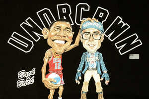 The Undrcrwn 'Gotta Be Barack' T-Shirts are a Hilarious Depiction